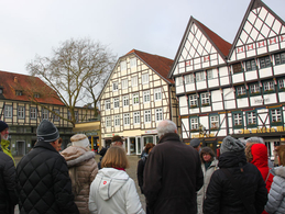 Stadtbesuch in Soest